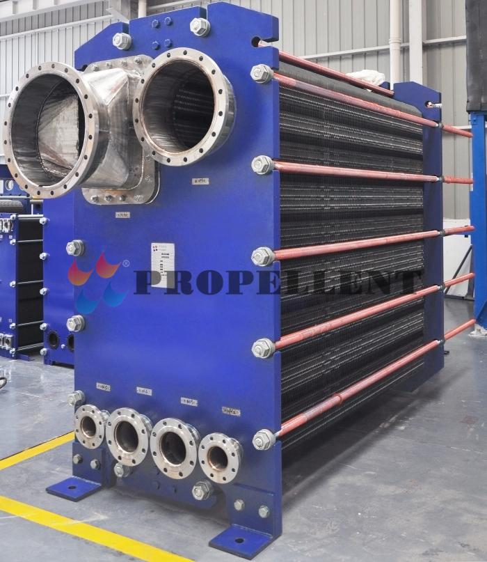 plate heat exchanger working principle pdf